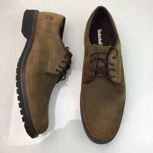 NEW Timberland Stormbuck Waterproof Oxford Shoes